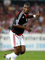 Photo: Maarten Straetemans.<br /> Feyenoord v Liverpool. Rotterdam Tournament. 05/08/2007.<br /> Ryan Babel, Liverpool