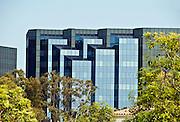 Irvine, California, Glass, Office,  Building, Exterior, reflecting, Light
