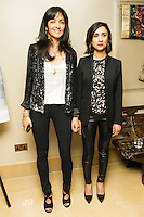 Nisha Parti and Anita Rani, Honour - UK Gala Screening, The Mayfair Hotel, LONDON, 31st March 2014, Photo by Raimondas Kazenas
