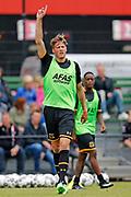 ALKMAAR - 25-06-2017, eerste training AZ. AZ speler Wout Weghorst