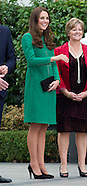 KATE & William Visit Cambridge, New Zealand 2