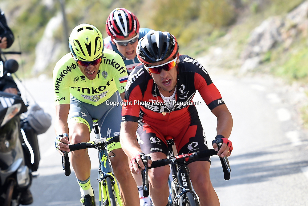 CONTADOR Alberto of Tinkoff - PORTE Richie of BMC Racing Team - WELLENS Tim of Lotto Soudal