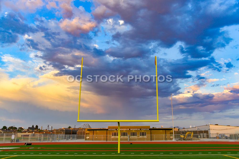Michael A Monsoor Memorial Stadium at Garden Grove High School