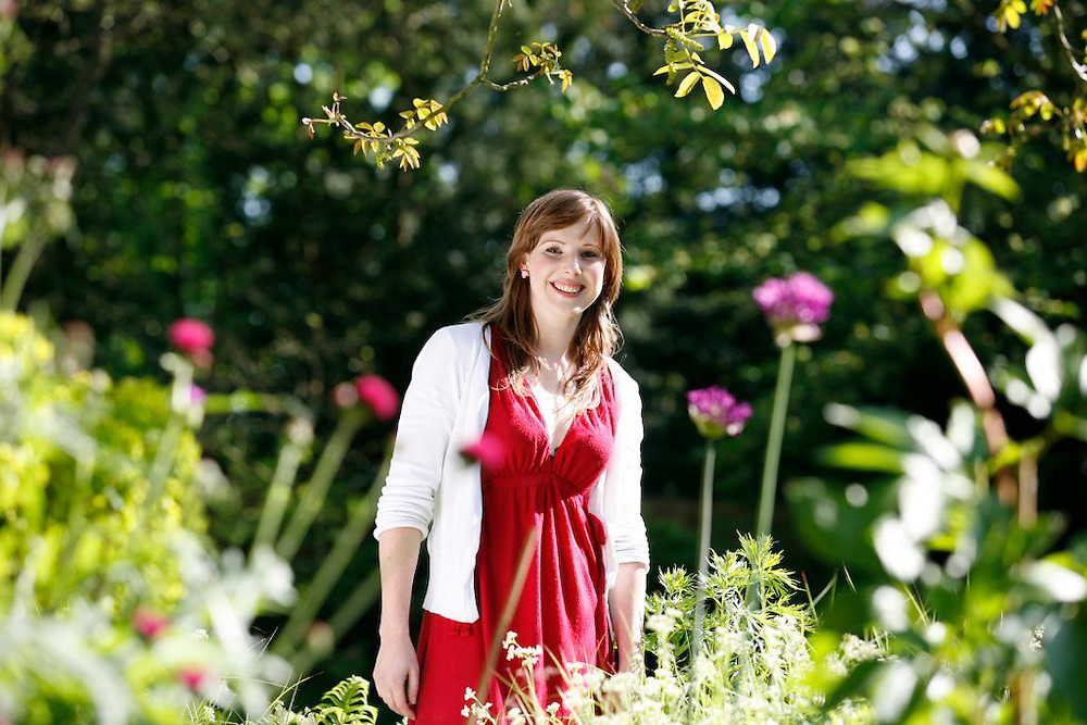 Alice Bowe - Gardener - The Times