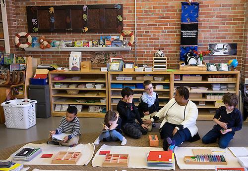 LOUIS    City Garden Montessori School Teacher.