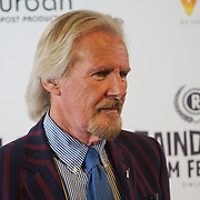 London, UK, 20th September 2017. David Robb founder of Raindance attend Raindance 25th Film Festival Opening Gala at VUE Leicester Square.