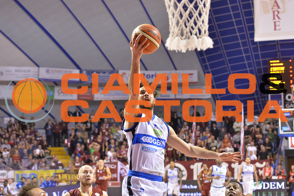Luca VItali<br /> Umana Reyer Venezia - Germani Basket Brescia<br /> Lega Basket Serie A 2016/2017<br /> Venezia 18/12/2016<br /> Foto Ciamillo-Castoria