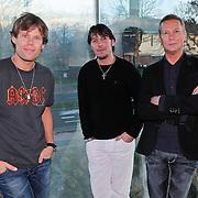NLD/Hilversum/20101124 - Uitreiking boek 50 jaar Edison, de geschiedenis van de Muziekprijs, 3 J' s