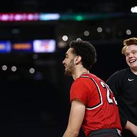 Men's Basketball: University of Wisconsin-River Falls Falcons vs. University of St. Thomas (Minnesota) Tommies