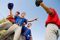 Baseball Argument
