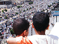 General set of images on Friday Prayers in Yemen