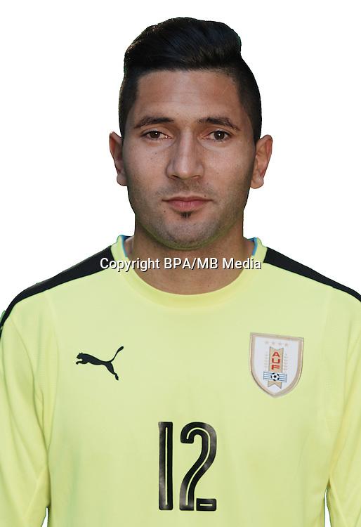 Football Conmebol_Concacaf - <br />Copa America Centenario Usa 2016 - <br />Uruguay National Team - Group C - <br />Martin Campana