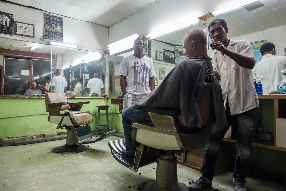 Barbershop.