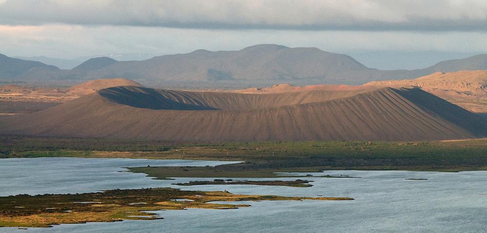 05.06.2008.Hverfell.Crater.Mývatn, Iceland