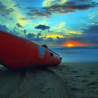 Dawn Surfers Paradise