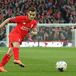 Liverpool v Manchester City    Capital One Cup Final   28 February 2016