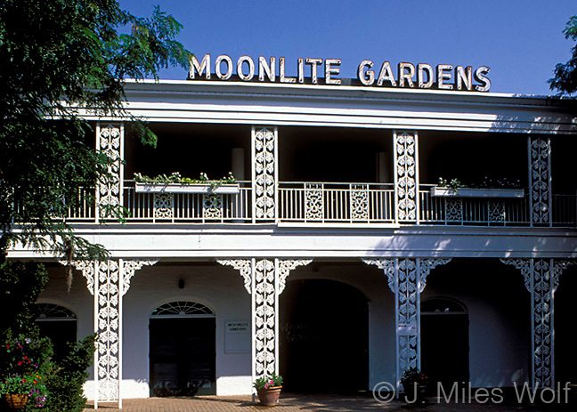 Moonlite Gardens at Coney Island