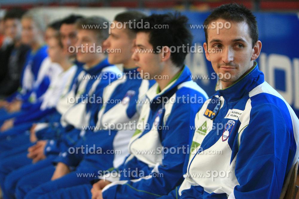 "at event ""Slovenian Gymnastics stars"" after the European Championships in Milano, on April 6, 2009, in Hall Slovan, Kodeljevo, Ljubljana, Slovenia. (Photo by Vid Ponikvar / Sportida)"