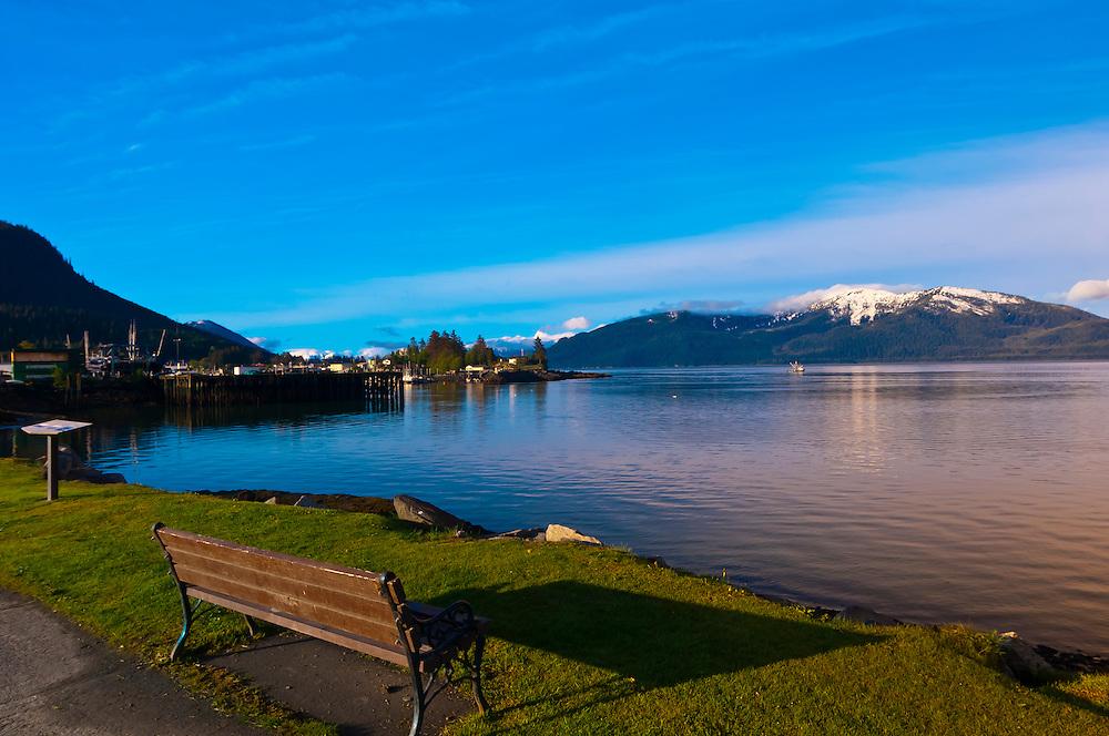 Wrangell,  Southeast Alaska USA