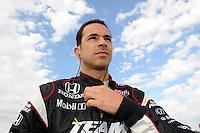 Helio Castroneves, Road Runner Turbo Indy 300, Kansas Speedway, Kansas City, KS USA  5/1/2010