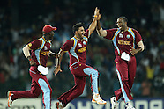 ICC World Twenty20 Semi Final -Australia v West Indies 5th October 2012
