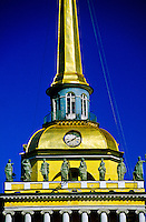 The Admiralty, St. Petersburg, Russia