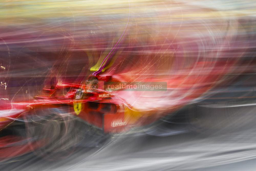 September 14, 2018 - Singapore, Singapore - Motorsports: FIA Formula One World Championship 2018, Grand Prix of Singapore, .#7 Kimi Raikkonen (FIN, Scuderia Ferrari) (Credit Image: © Hoch Zwei via ZUMA Wire)