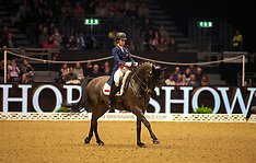 London International Horse Show - Day One - 17 Dec 2018