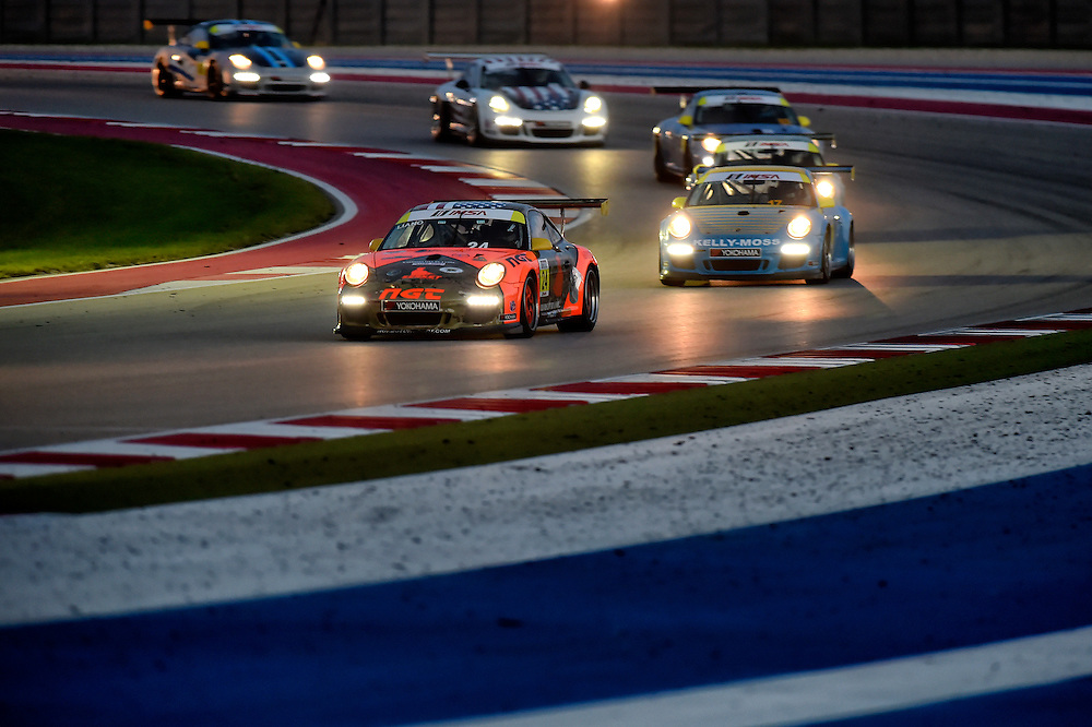 18-19 September 2014, Austin, Texas USA <br /> 24, Mark Llano, Gold, M, 2012 Porsche, 17, Paul Barnhart, Jr, Gold, M, 2011 Porsche<br /> &copy;2014, Scott R LePage <br /> LAT Photo USA