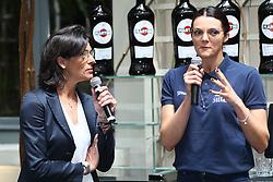 SERENA ORTOLANI<br /> CONFERENZA LEGA VOLLEY FEMMINILE SQUADRE ITALIANE PROTAGONISTE IN EUROPA<br /> FOTO FILIPPO RUBIN / LVF