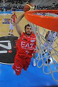 DESCRIZIONE : Torino Coppa Italia Final Eight 2012 Quarto Di Finale EA7 Emporio Armani Milano Canadian Solar Virtus Bologna<br /> GIOCATORE : Antonis Fotsis<br /> CATEGORIA : special schiacciata<br /> SQUADRA : EA7 Emporio Armani Milano <br /> EVENTO : Suisse Gas Basket Coppa Italia Final Eight 2012<br /> GARA : EA7 Emporio Armani Milano Canadian Solar Virtus Bologna<br /> DATA : 16/02/2012<br /> SPORT : Pallacanestro<br /> AUTORE : Agenzia Ciamillo-Castoria/M.Marchi<br /> Galleria : Final Eight Coppa Italia 2012<br /> Fotonotizia : Torino Coppa Italia Final Eight 2012 Quarto Di Finale EA7 Emporio Armani Milano Canadian Solar Virtus Bologna<br /> Predefinita :