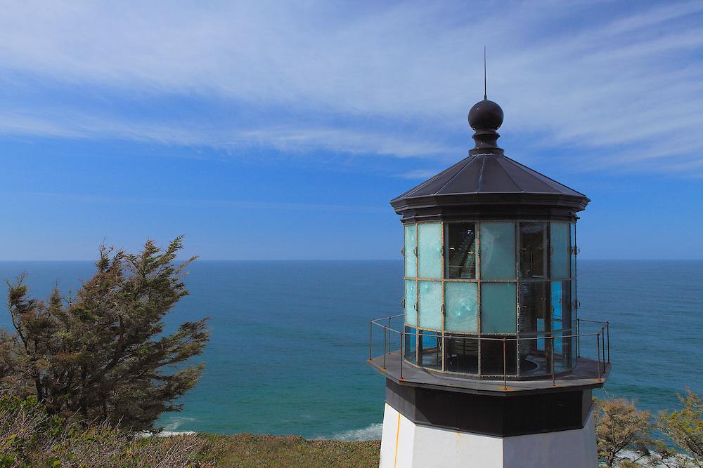 Cape Meares Lighthouse - Oregon Coast
