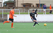 Dundee's Ben Priest - Dundee v Dundee United under 20s<br /> <br />  - &copy; David Young - www.davidyoungphoto.co.uk - email: davidyoungphoto@gmail.com