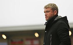 Peterborough United Manager Grant McCann - Mandatory by-line: Joe Dent/JMP - 17/12/2017 - FOOTBALL - Highbury Stadium - Fleetwood, England - Fleetwood Town v Peterborough United - Sky Bet League One