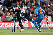 Cricket - England v India T20 Old Trafford