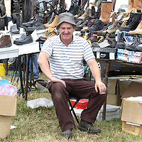 It wasn't just animals for sale at the Spancilhill Horse Fair on Friday.<br />