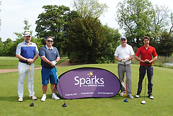TEAM DST-1, Sparks Leon Haslam Golf Day Wellingborough Golf Course Tuesday 7th June 2016