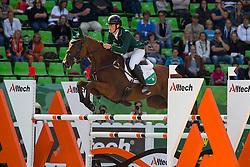 Sam Watson, (IRL), Horseware Bushman - Jumping Eventing - Alltech FEI World Equestrian Games™ 2014 - Normandy, France.<br /> © Hippo Foto Team - Leanjo De Koster<br /> 31-08-14