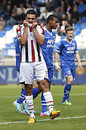 Onderwerp/Subject: Willem II - Eredivisie<br /> Reklame:  <br /> Club/Team/Country: <br /> Seizoen/Season: 2012/2013<br /> FOTO/PHOTO: Sofian AKOUILI of Willem II dejected. (Photo by PICS UNITED)<br /> <br /> Trefwoorden/Keywords: <br /> #03 $94 ±1355244121349 ±1355244121349<br /> Photo- & Copyrights © PICS UNITED <br /> P.O. Box 7164 - 5605 BE  EINDHOVEN (THE NETHERLANDS) <br /> Phone +31 (0)40 296 28 00 <br /> Fax +31 (0) 40 248 47 43 <br /> http://www.pics-united.com <br /> e-mail : sales@pics-united.com (If you would like to raise any issues regarding any aspects of products / service of PICS UNITED) or <br /> e-mail : sales@pics-united.com   <br /> <br /> ATTENTIE: <br /> Publicatie ook bij aanbieding door derden is slechts toegestaan na verkregen toestemming van Pics United. <br /> VOLLEDIGE NAAMSVERMELDING IS VERPLICHT! (© PICS UNITED/Naam Fotograaf, zie veld 4 van de bestandsinfo 'credits') <br /> ATTENTION:  <br /> © Pics United. Reproduction/publication of this photo by any parties is only permitted after authorisation is sought and obtained from  PICS UNITED- THE NETHERLANDS