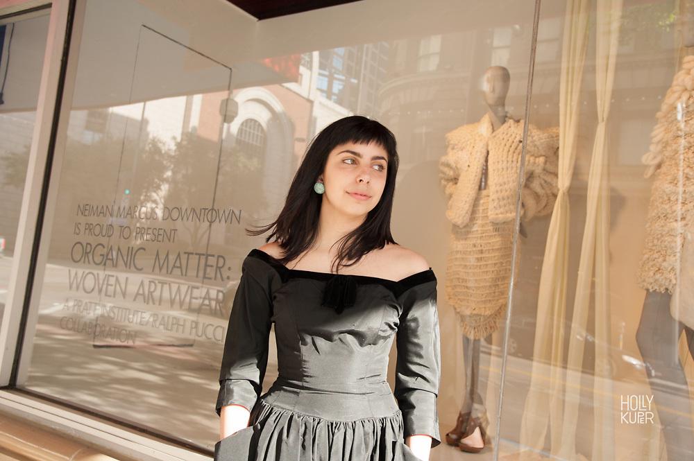 Portrait of a Woman in Dallas