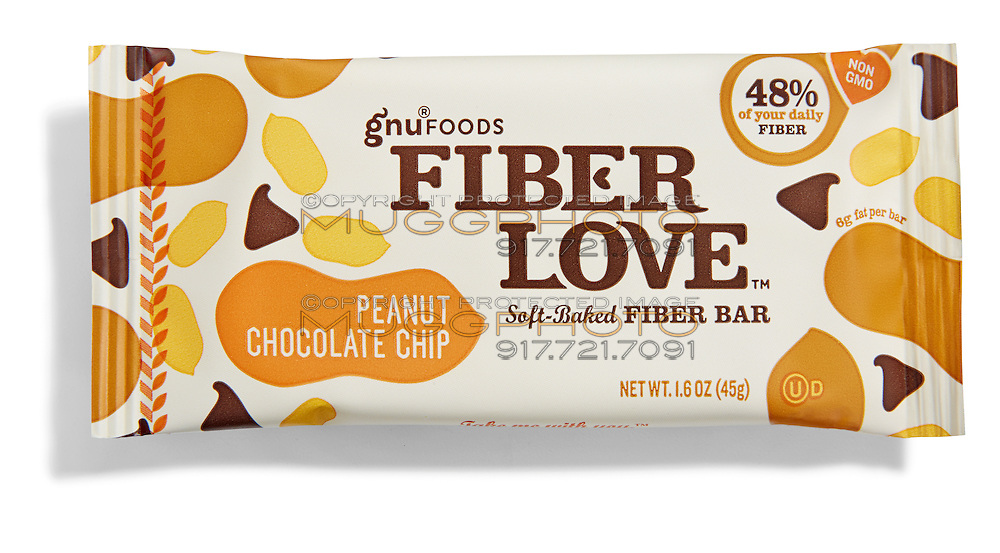 Fiber Love bars by Gnu Foods.