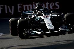 October 26, 2018 - Mexico-City, Mexico - Motorsports: FIA Formula One World Championship 2018, Grand Prix of Mexico, ..#44 Lewis Hamilton (GBR, Mercedes AMG Petronas Motorsport) (Credit Image: © Hoch Zwei via ZUMA Wire)