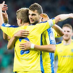 20150801: SLO, Football - Prva liga Telekom Slovenije, NK Olimpija Ljubljana vs NK Domzale