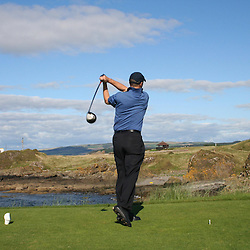 BRITISH OPEN COURSES SCOTLAND