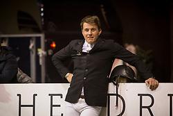 Pals Johnny, NED, Wesselina<br /> Jumping Amsterdam 2018<br /> © Sharon Vandeput<br /> 26/01/18