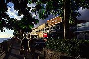 Front Street, Lahaina, Maui, Hawaii<br />