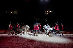 Ponyhof Nieberle<br /> Stuttgart - German Masters 2018<br /> Hexenjagd<br /> Grosser Showabend<br /> 14. November 2018<br /> © www.sportfotos-lafrentz.de/Stefan Lafrentz