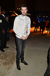 JACK WHITEHALL at the Battersea Power Station Annual Party at Battersea Power Station, 188 Kirtling Street, London SW8 on 30th April 2014.