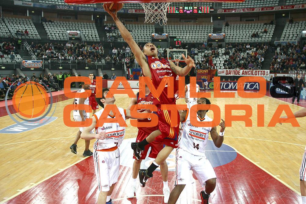 DESCRIZIONE : Roma Lega A1 2008-09 Lottomatica Virtus Roma Snaidero Udine<br /> GIOCATORE : Ibrahim Jaaber<br /> SQUADRA : Lottomatica Virtus Roma<br /> EVENTO : Campionato Lega A1 2008-2009<br /> GARA : Lottomatica Virtus Roma Snaidero Udine<br /> DATA : 01/03/2009<br /> CATEGORIA : Chiacciata<br /> SPORT : Pallacanestro<br /> AUTORE : Agenzia Ciamillo-Castoria/G.Ciamillo<br /> Galleria : Lega Basket A1 2008-2009<br /> Fotonotizia : Roma Campionato Italiano Lega A1 2008-2009 Lottomatica Virtus Roma Snaidero Udine<br /> Predefinita :