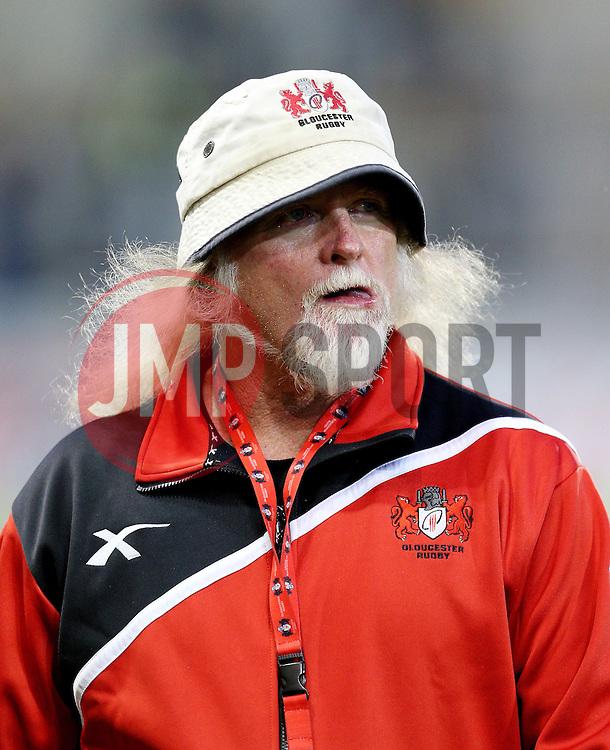 Gloucester's head coach Laurie Fisher - Mandatory by-line: Matt McNulty/JMP - 16/09/2016 - RUGBY - Heywood Road Stadium - Sale, England - Sale Sharks v Gloucester Rugby - Aviva Premiership